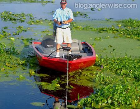 Fishing Dense Weeds Vegetation Heavy Cover