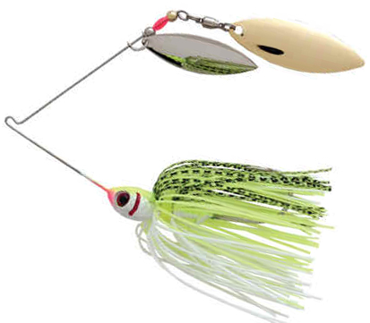 Top 5 bass fishing lures most popular and effective for Spinnerbait bass fishing