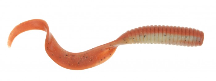 berkley grubs provide great feel for ultralight fishing