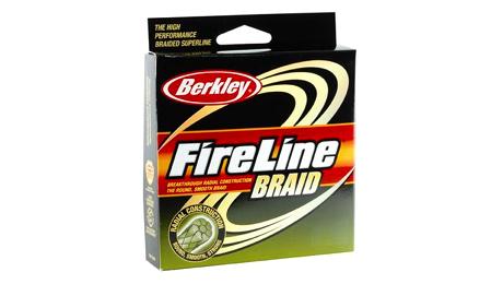 Berkley Fireline Braid Ultralight Fishing Line