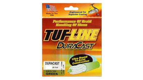Tuf-Line Duracast Ultralight Braided Line