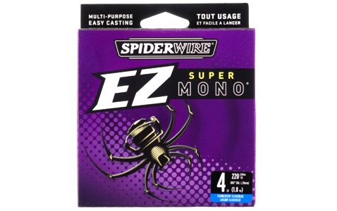 Ultralight Fishing with EZ Super Mono