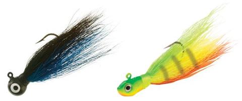 Hair Jigs for Ultralight Fishing