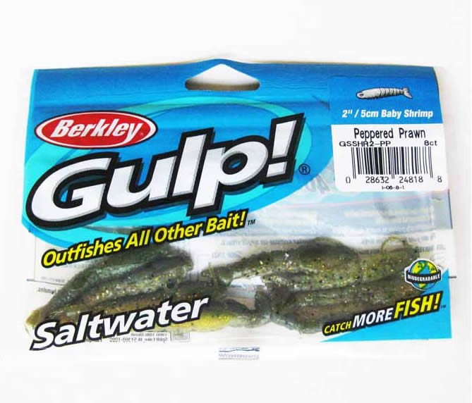 Berkley Gulp Minnows ultralight fishing addition
