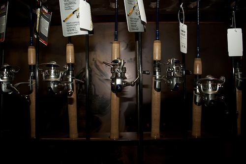 Ultralight Fishing Rods