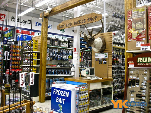 Fishing Tackle Store ultralight fishing tackle can also be purchased