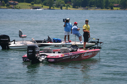 You dont have to be a pro to enjoy an ultralight fishing tournament