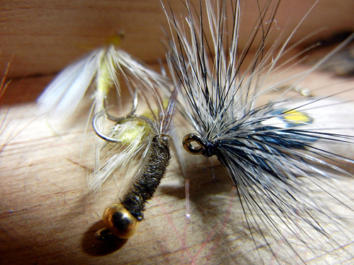Dry Fly Lures