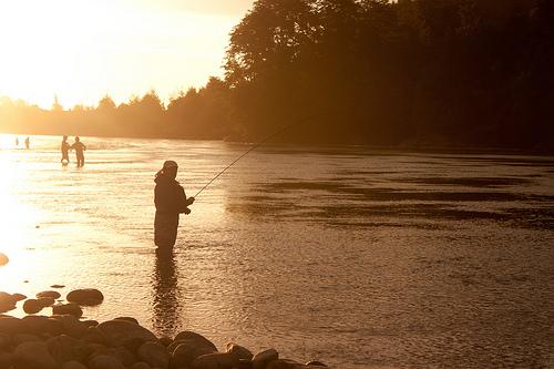 Ultralight Fly Fishing Serenity