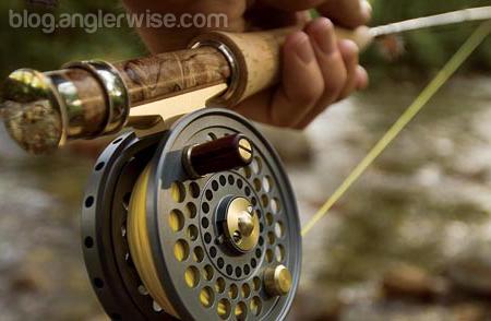 Fly Fishing Rod Beautiful Creek