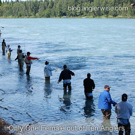 Men Women Combat Fishing