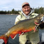 World Record Brook Trout Caught in Canada