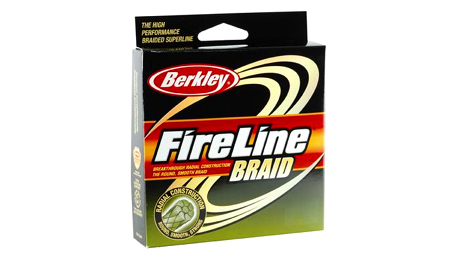 Berkley Fireline Braid Ultralight Fishing Line