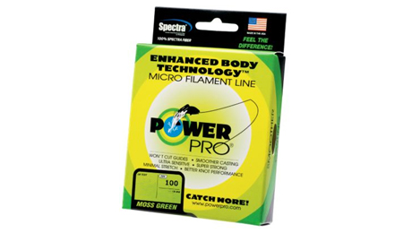 Power Pro Spectra Ultralight Braided Line