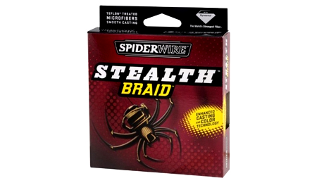 Spiderwire Stealth Braid Braided Line