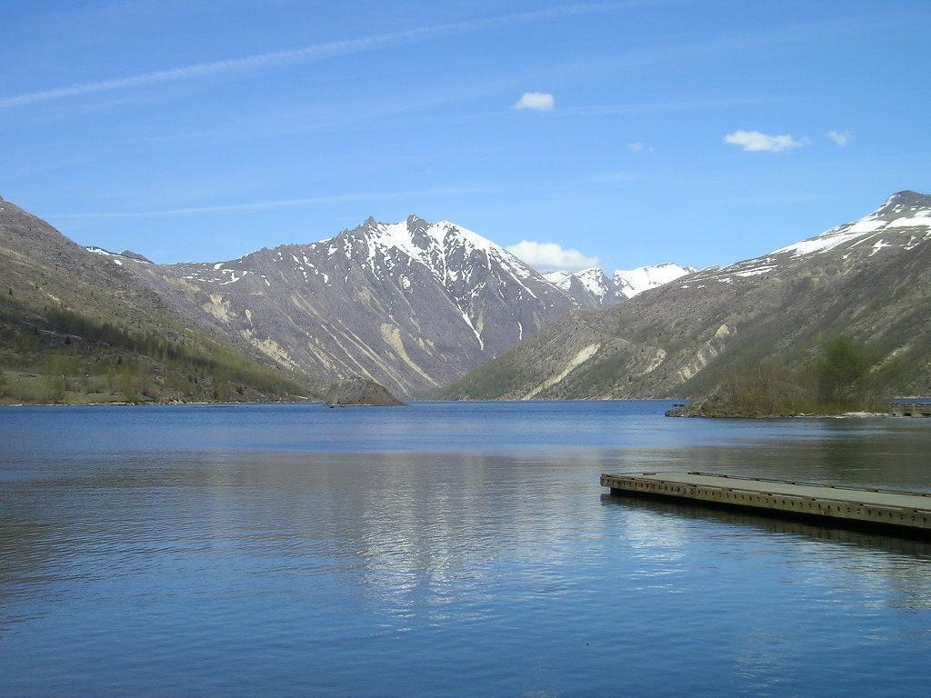 Clear Lake Washington - ultralight fishing spot