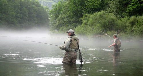 Fly Fishing or Ultralight fishing Tackle