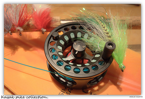 Ultralight Fly Fishing Equipment